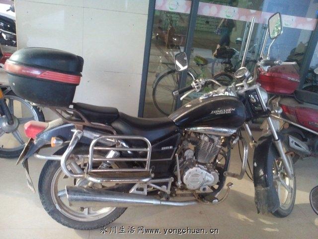 出售二手宗申小太子型摩托车